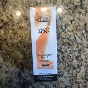 Other - Brand new Glymed skin astringent for acne!